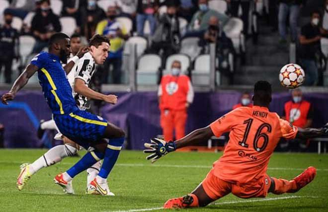 Juventus 1-0 Chelsea