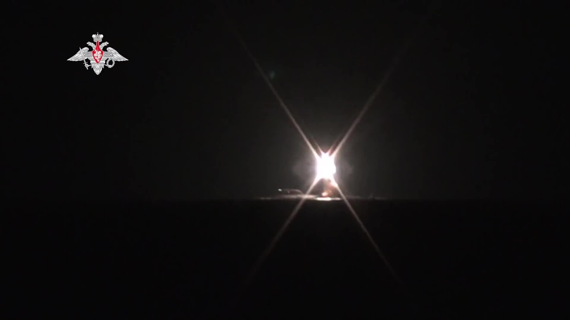 Tàu ngầm Nga lần đầu thử tên lửa siêu vượt âm