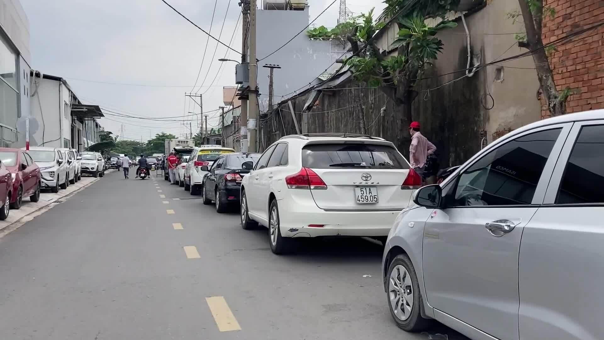 Video đăng kiểm xe