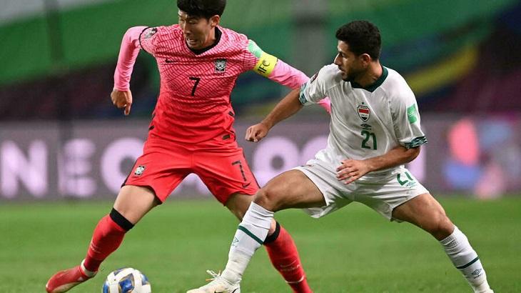 Hàn Quốc 2-1 Syria