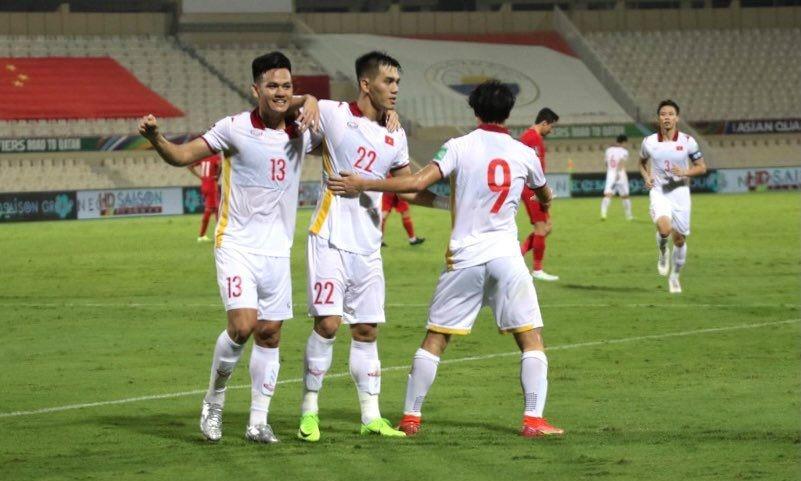 Trung Quốc 3-2 Việt Nam