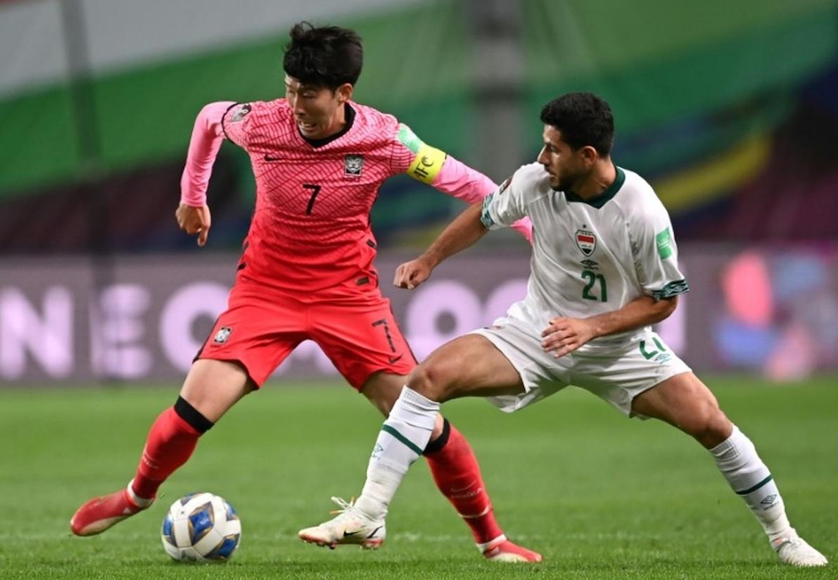 Iran 1-1 Hàn Quốc