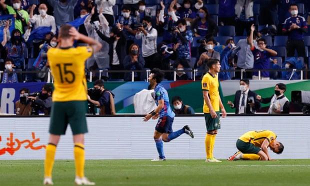 Nhật Bản 2-1 Australia