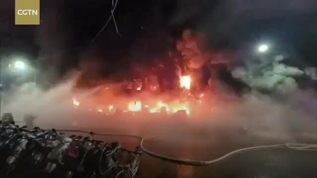 Cháy chung cư Đài Loan, ít nhất 25 người chết